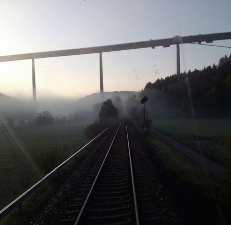 railway-view-in-the-morning