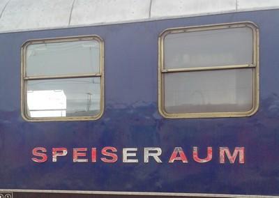 speiseraumwagen