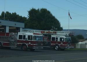 Merrit Fire Trucks