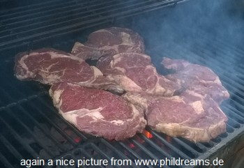 Steaks by Dave
