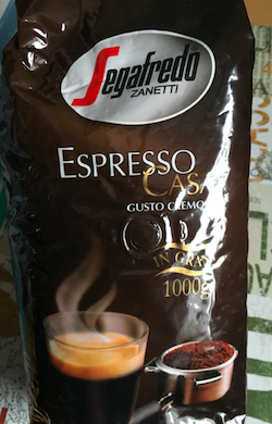 Kaffeepackung png