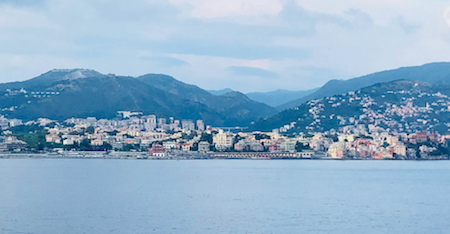 foto Hafen Genua