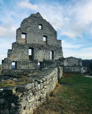 Burg Foto