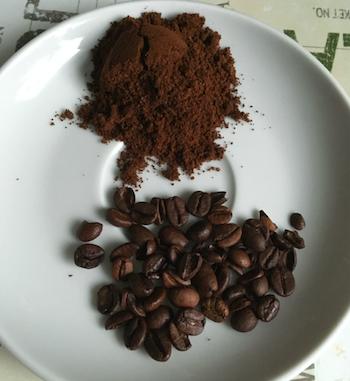Kaffeebohnen png
