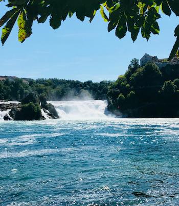 Rheinfall Foto