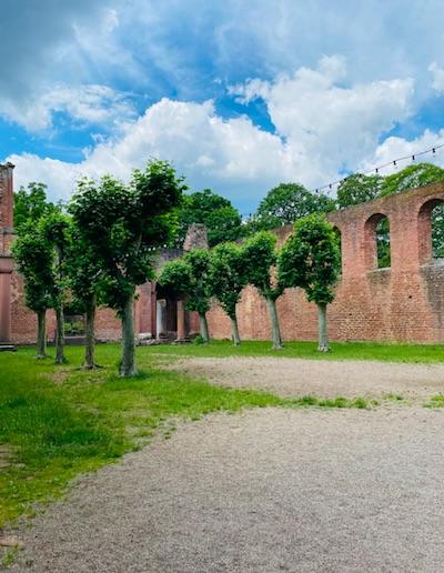 Innenhof Foto
